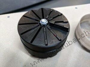 SD-Karten Rotor